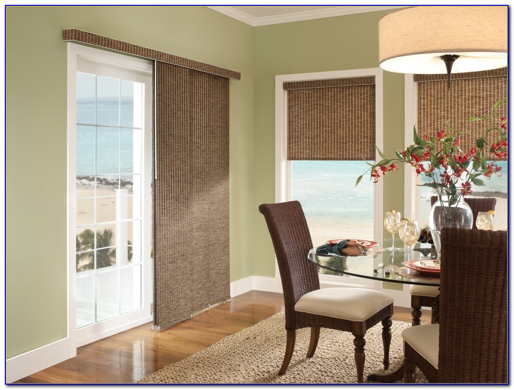 Sliding Patio Door Blinds Uk