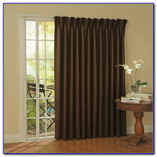 Sliding Patio Door Curtains Ideas