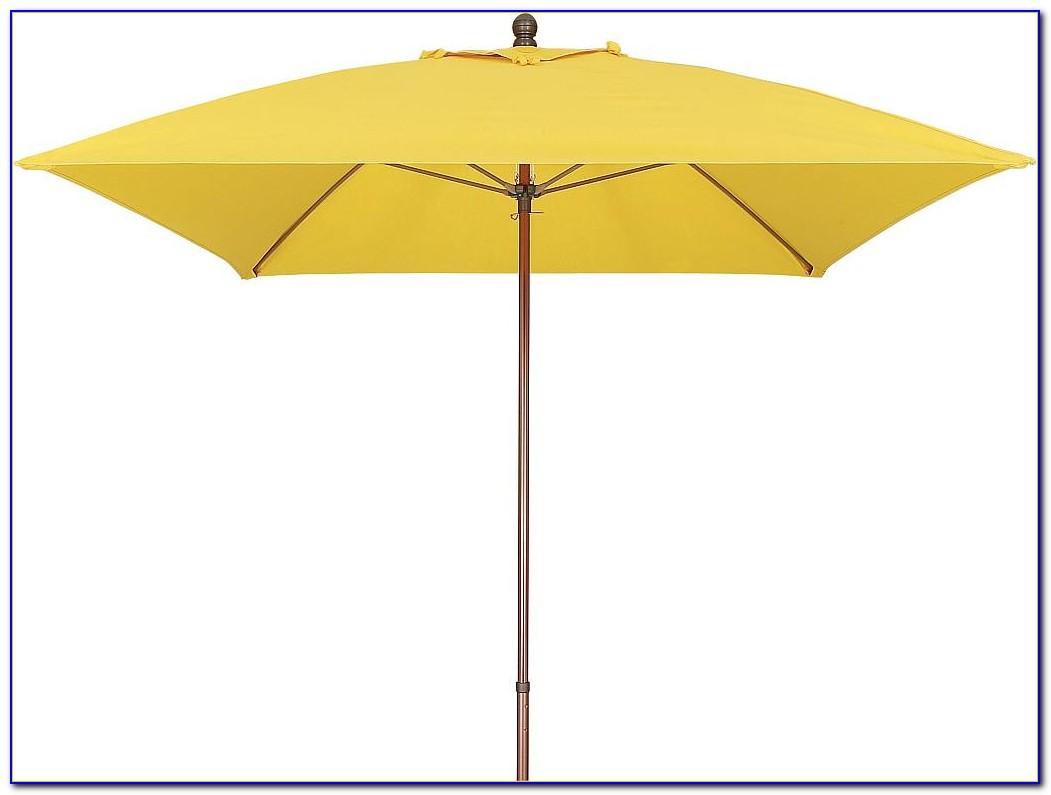 Square Patio Umbrella Replacement Canopy