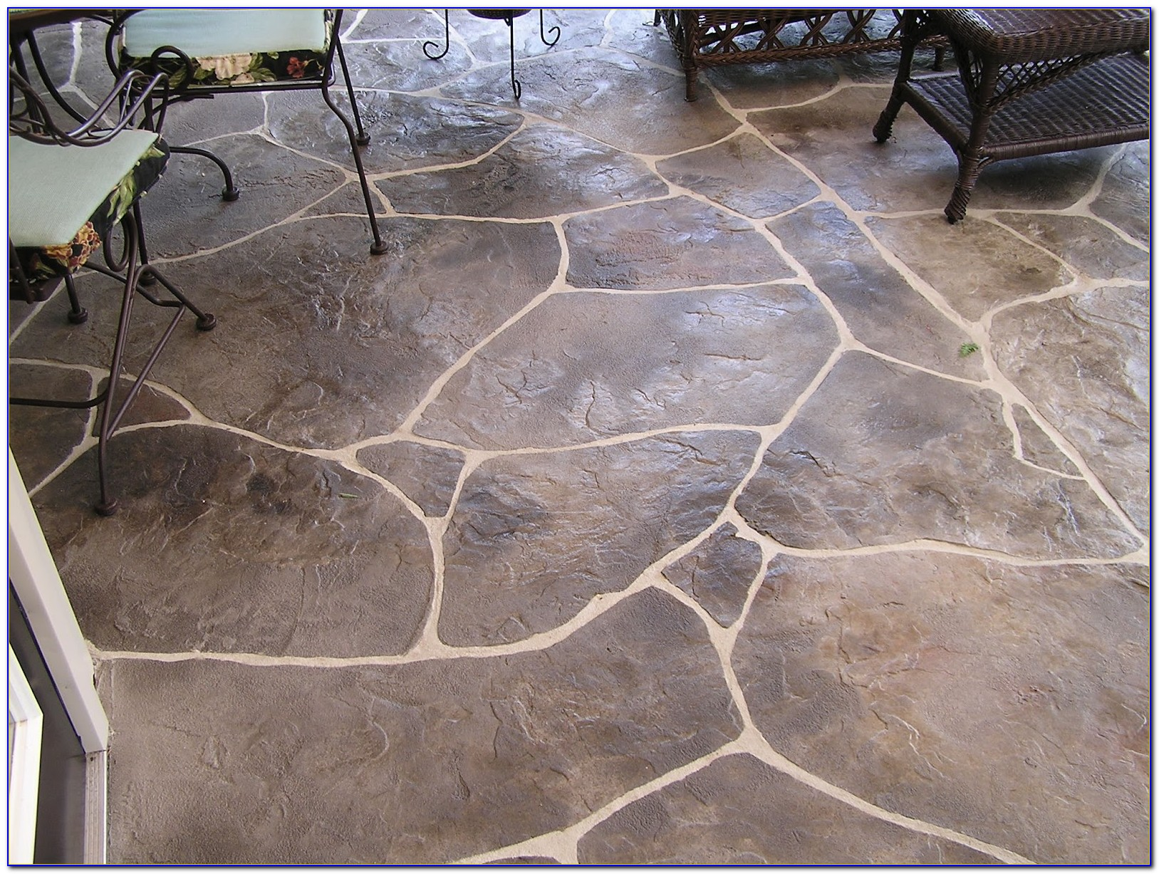 Stamped Concrete Patios Pros And Cons