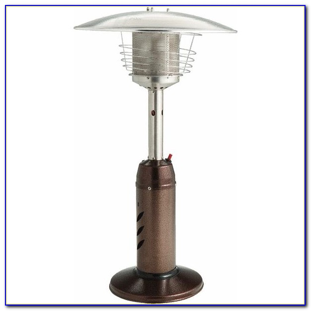 Tabletop Patio Heater Electric