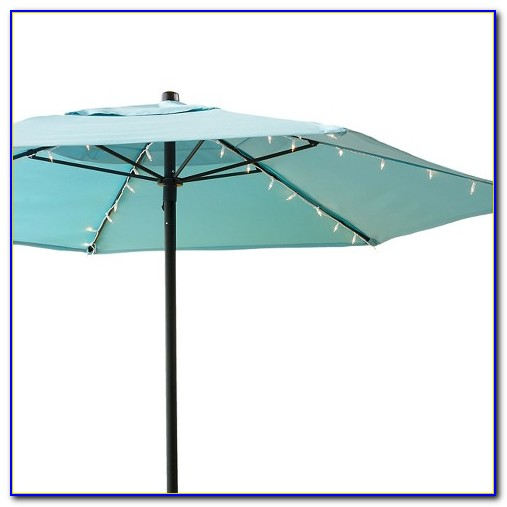 Target Patio Umbrella Lights