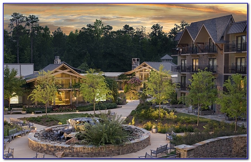 The Lodge And Spa At Callaway Gardens Restaurant
