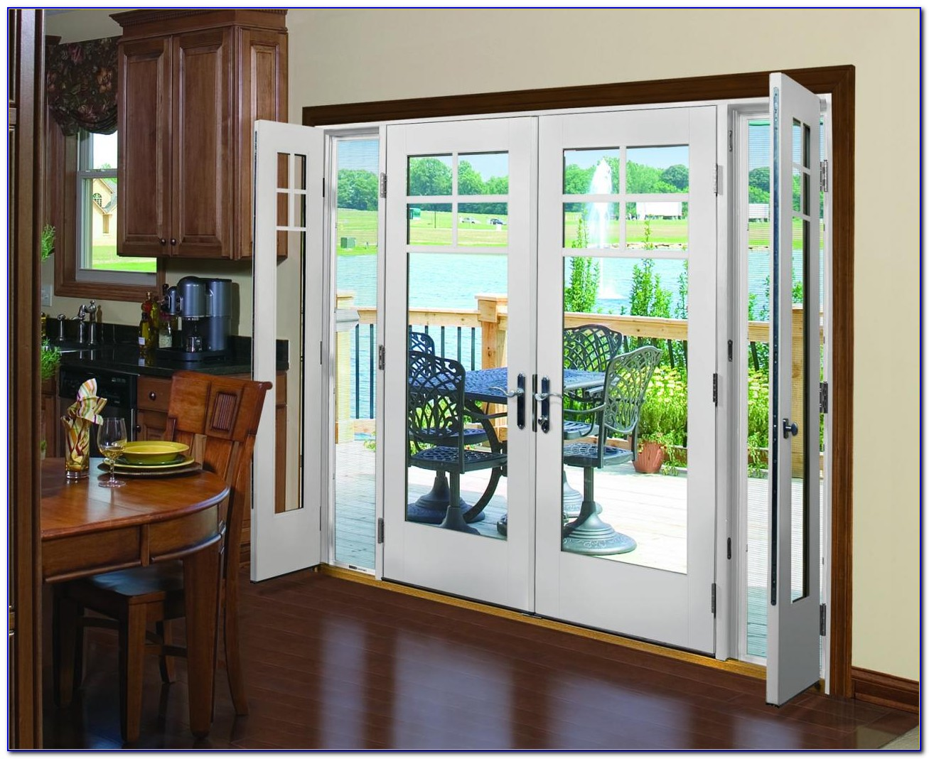 Therma Tru Patio Doors With Screens