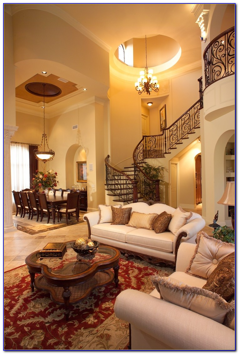 Traditional Living Room Ideas 2012