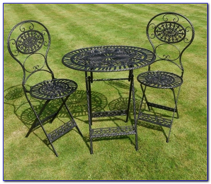 Vintage Wrought Iron Patio Furniture Woodard
