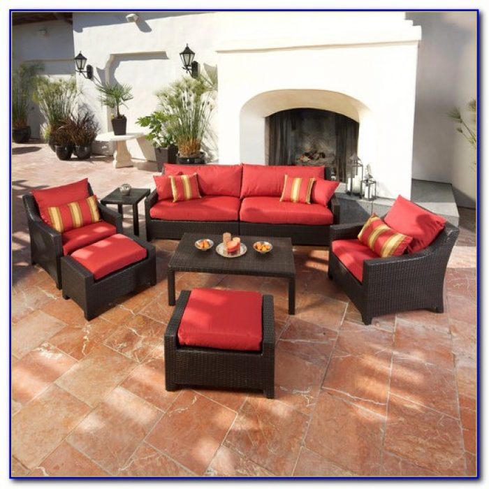 Wayfair Patio Furniture Set