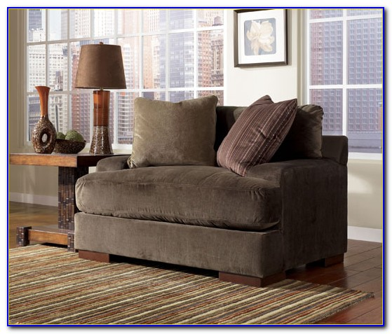 What Are Oversized Living Room Chairs Called