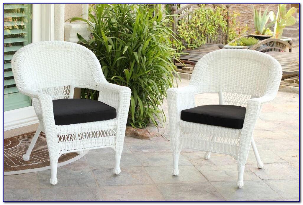 White Resin Wicker Patio Furniture Canada