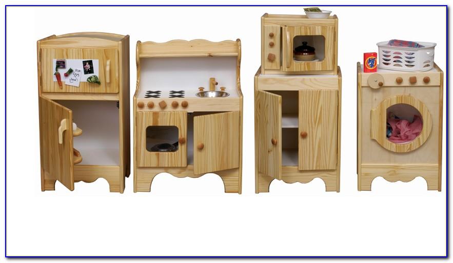 Wooden Kitchen Playsets Kidkraft