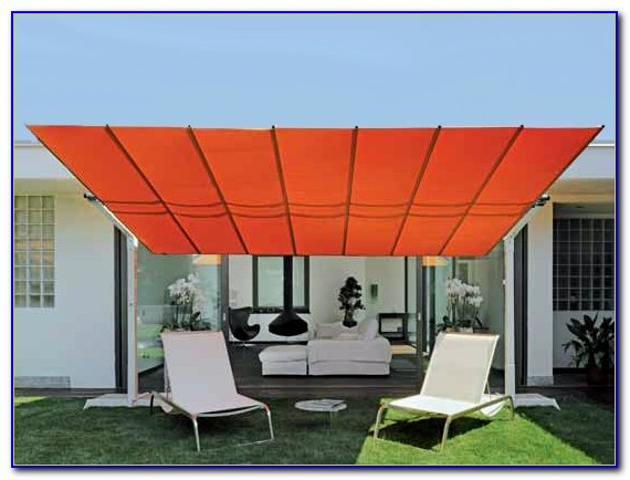 11 Rectangular Offset Patio Umbrella