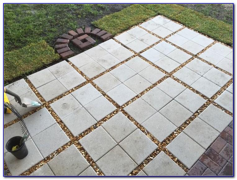 12x12 Concrete Patio Pavers