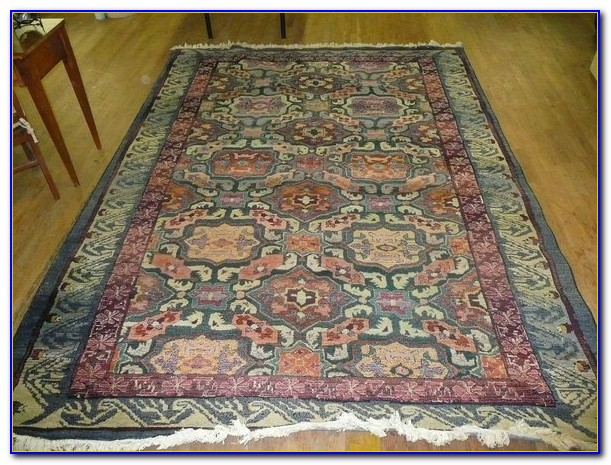 8x11 Traditional Area Rugs