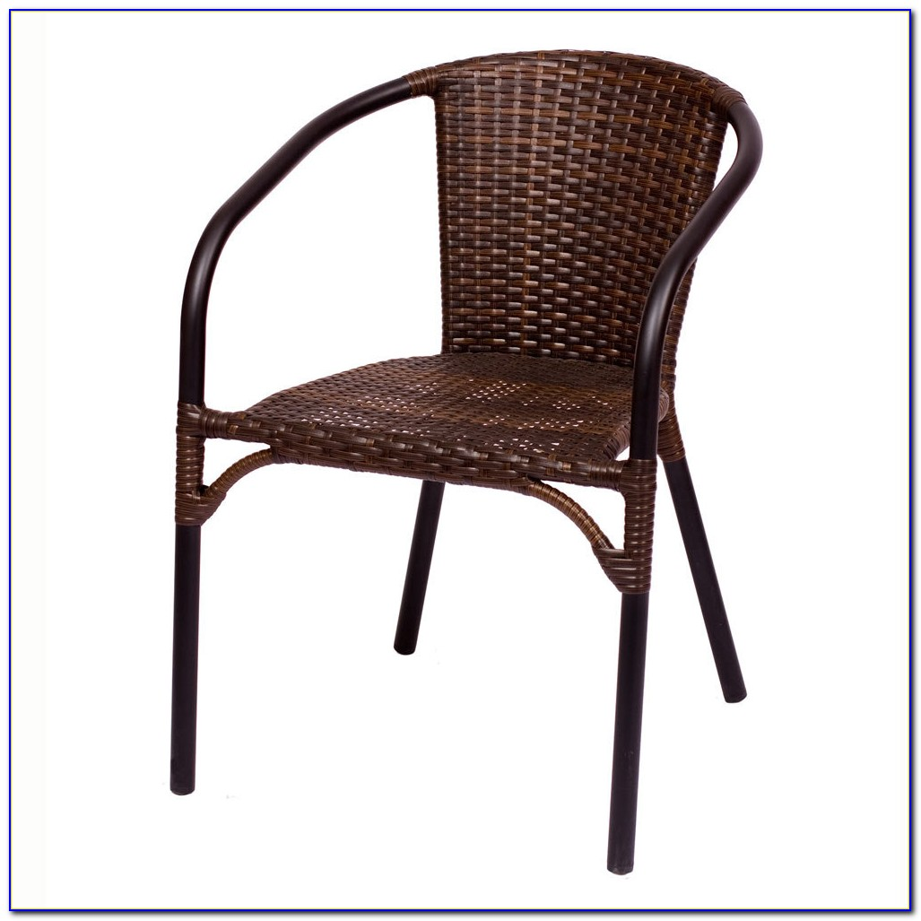 Belmont Brown Wicker Patio Furniture