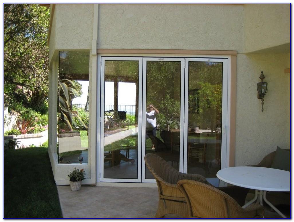 Bi Folding Patio Doors 6ft