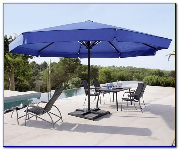 Big Patio Umbrellas