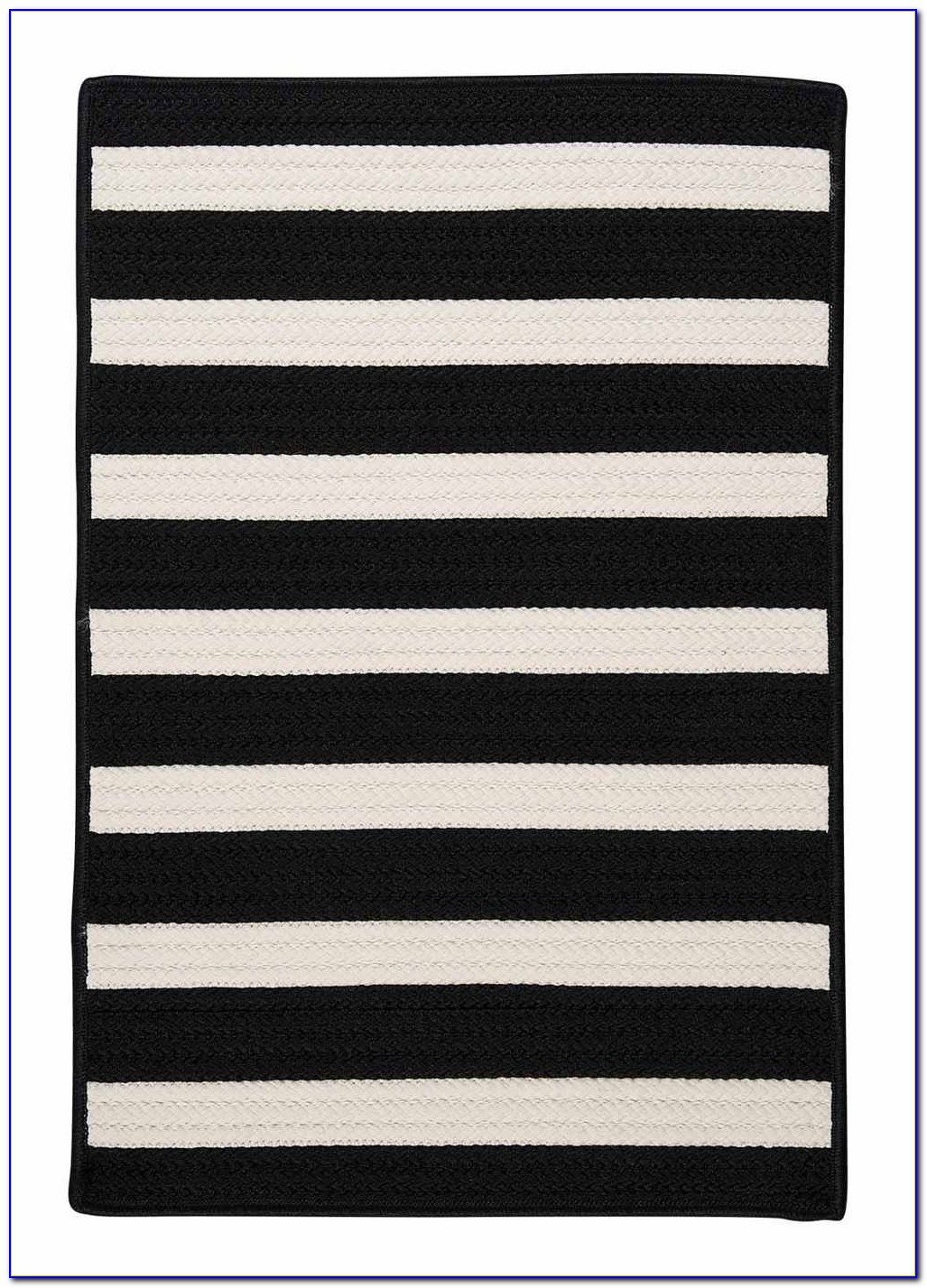 Black And White Striped Rugs Ikea