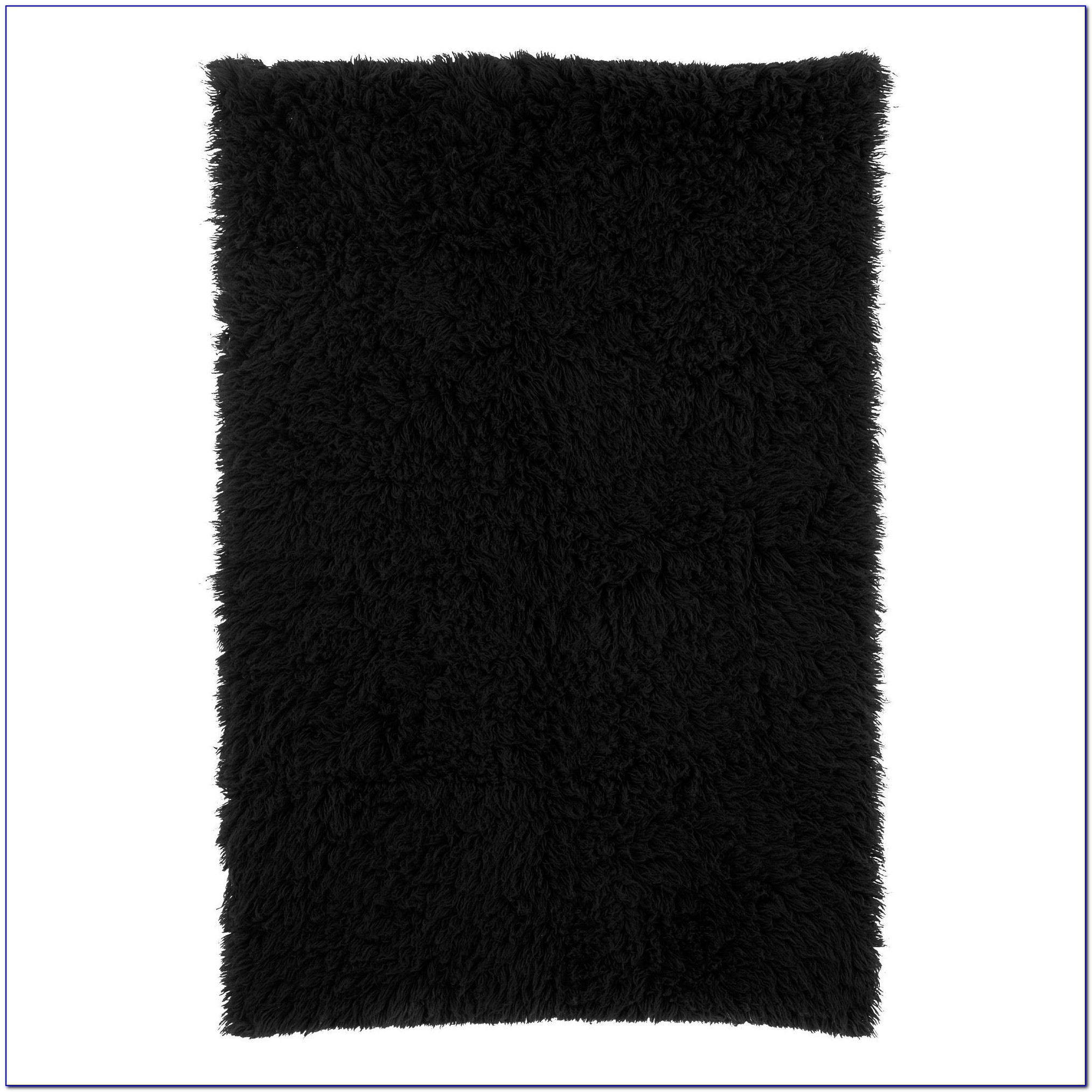 Black Shaggy Rug Argos