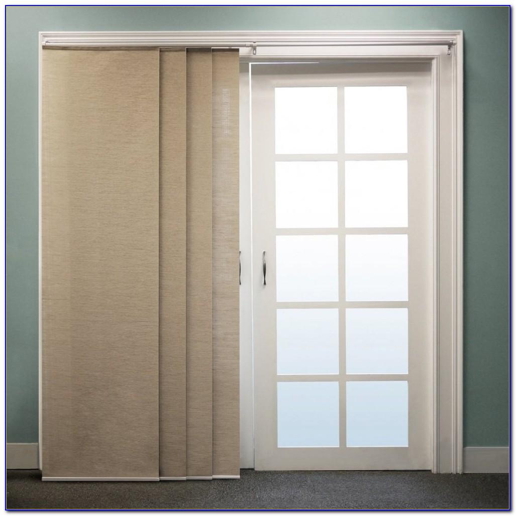 Blinds For Sliding Glass Doors Horizontal