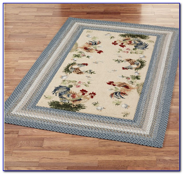 Blue Rooster Kitchen Rugs