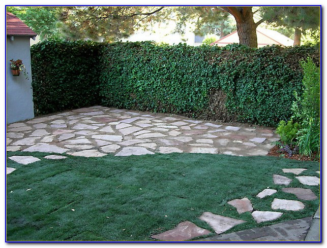 Build A Flagstone Patio Yourself