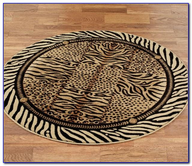 Cheetah Print Rug Amazon