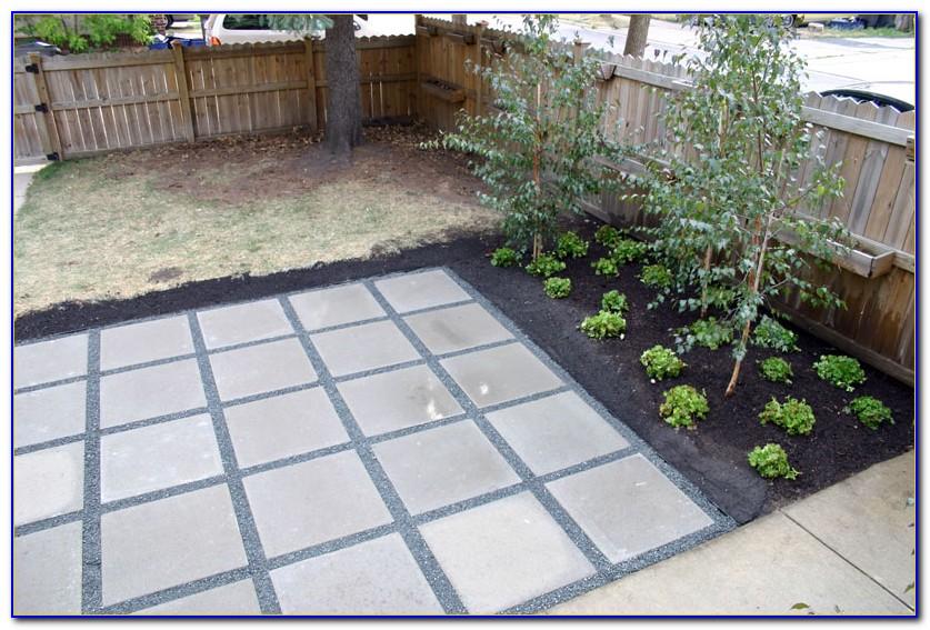 Concrete Patio Blocks 12x12