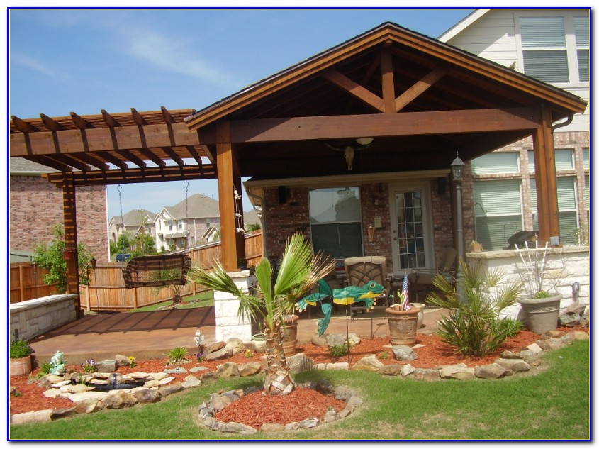 Covered Patio Ideas South Africa