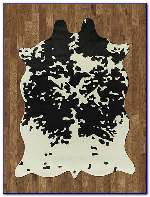 Cow Print Rug Uk