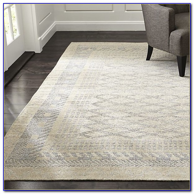 Crate And Barrel 8x10 Area Rugs