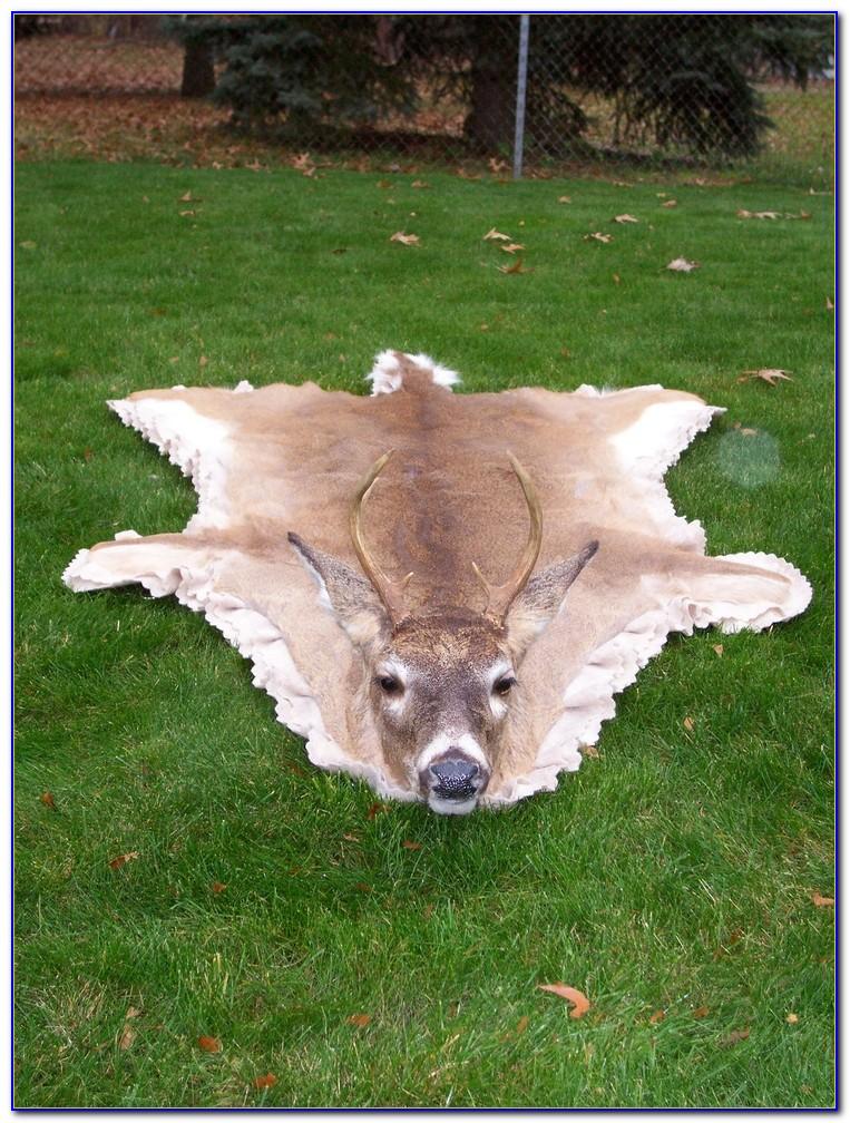 Deer Skin Rug Nz