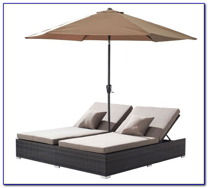 Double Lounger Patio Furniture
