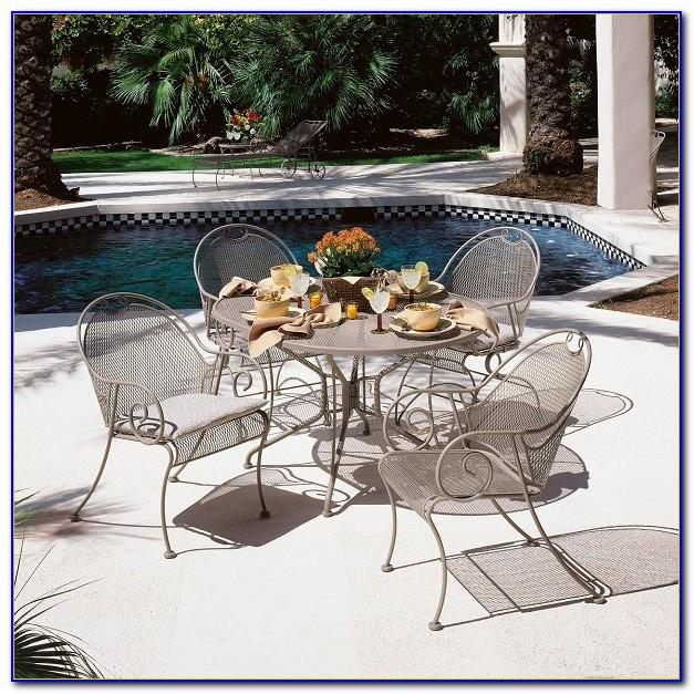 Ebay Wrought Iron Patio Table