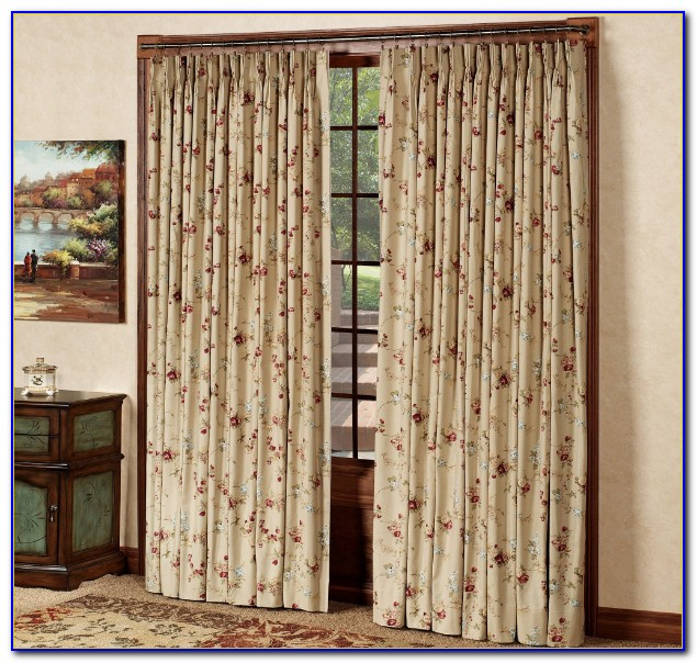 Eclipse Thermal Patio Door Curtains