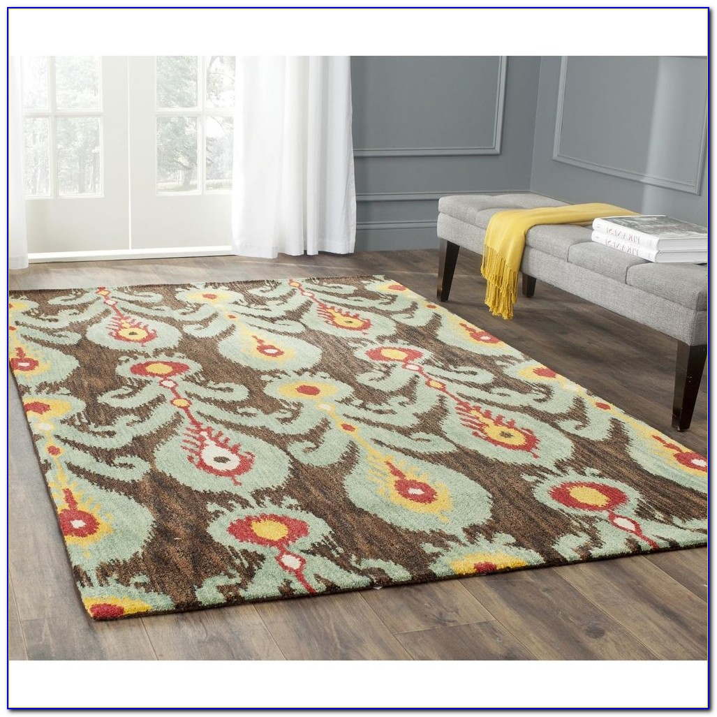Empire Ikat Area Rug