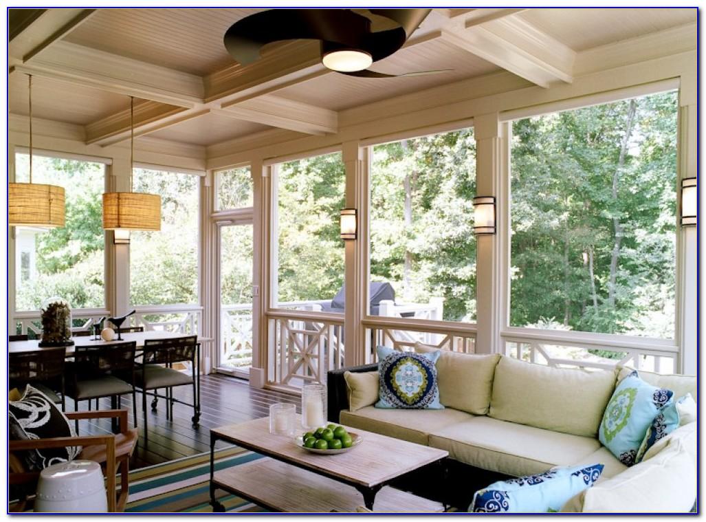 Enclosed Patio Designs Pictures