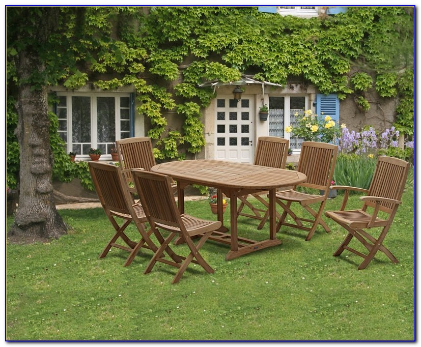 Extendable Outdoor Table Melbourne