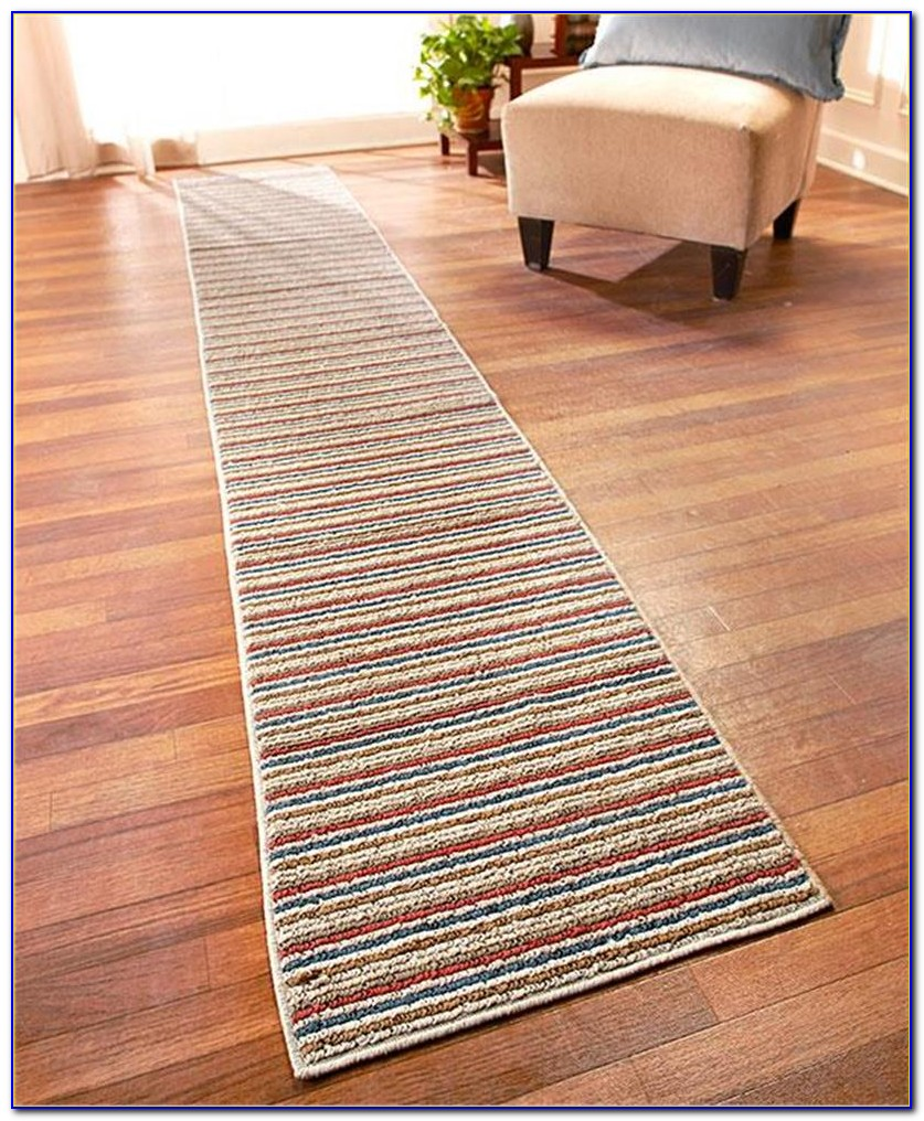 Extra Long Black Runner Rug