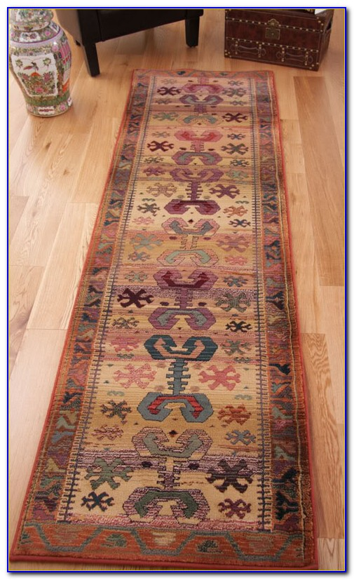 Extra Long Braided Rug Runner