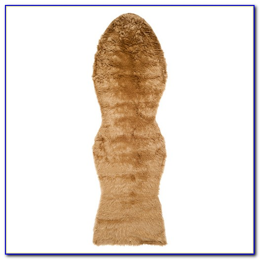 Faux Sheepskin Area Rug Home Decorators Collection