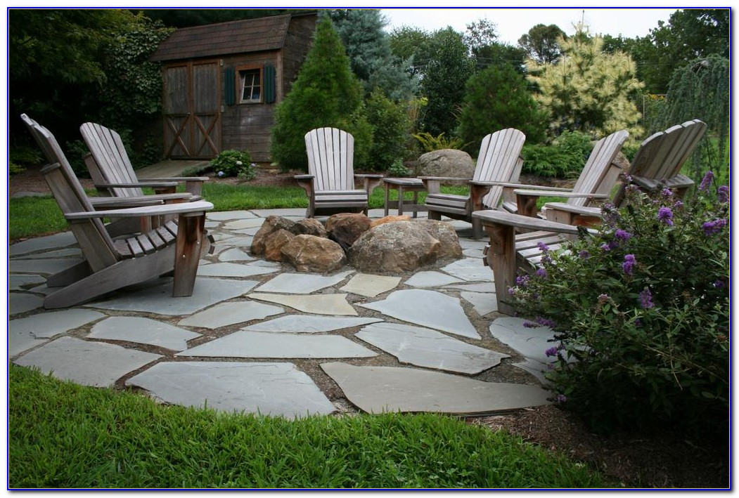 Flagstone Patio Images