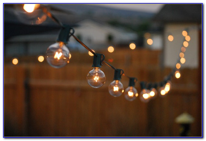 Globe Patio Lights Target