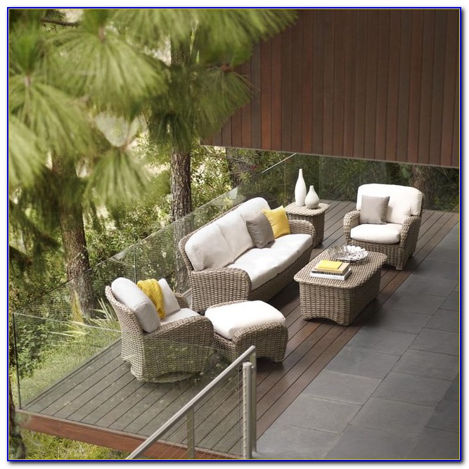Gloster Outdoor Furniture Plantation