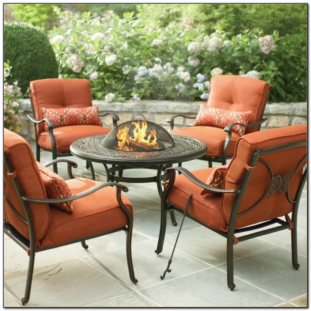 Hampton Patio Furniture Cushions