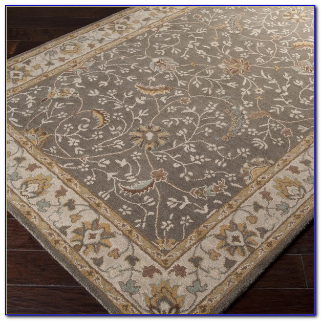 Hand Tufted Wool Rug 8x10