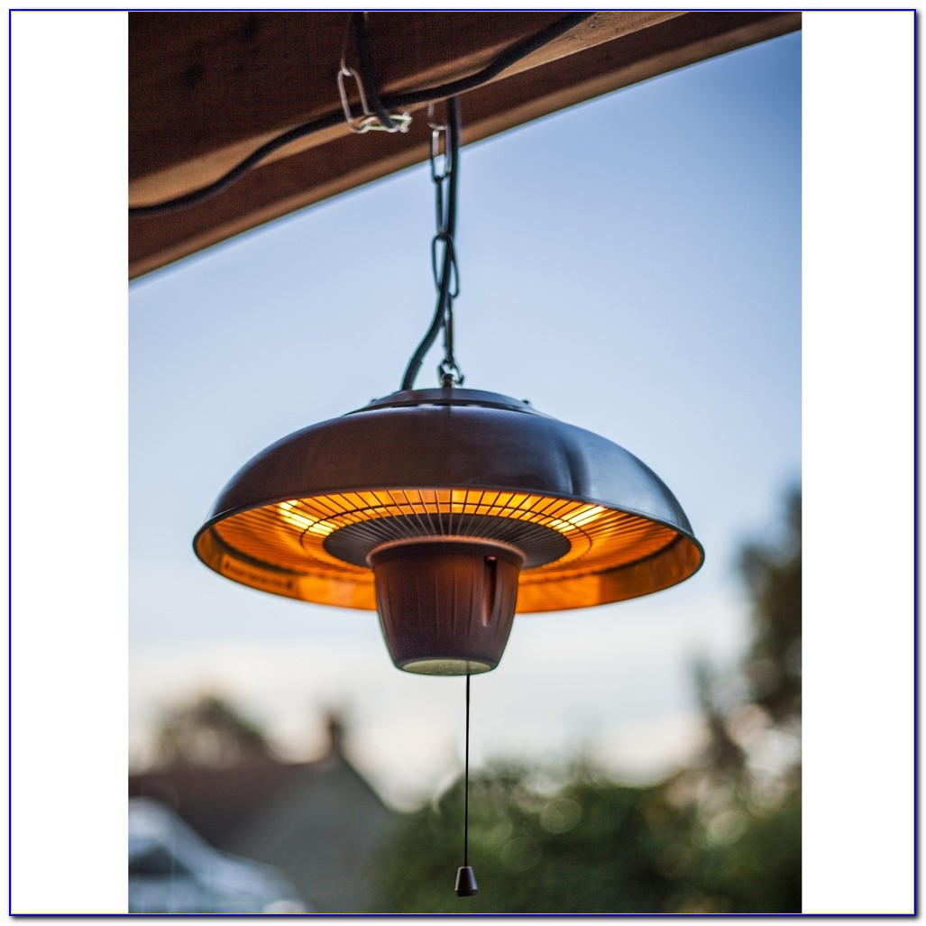 Hanging Outdoor Heater