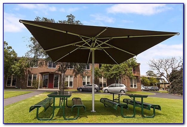 Heavy Duty Commercial Patio Umbrella