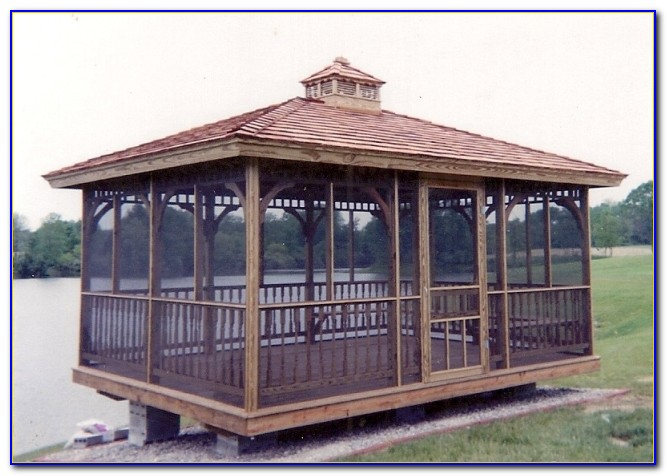 How To Build A Screened Patio Enclosure