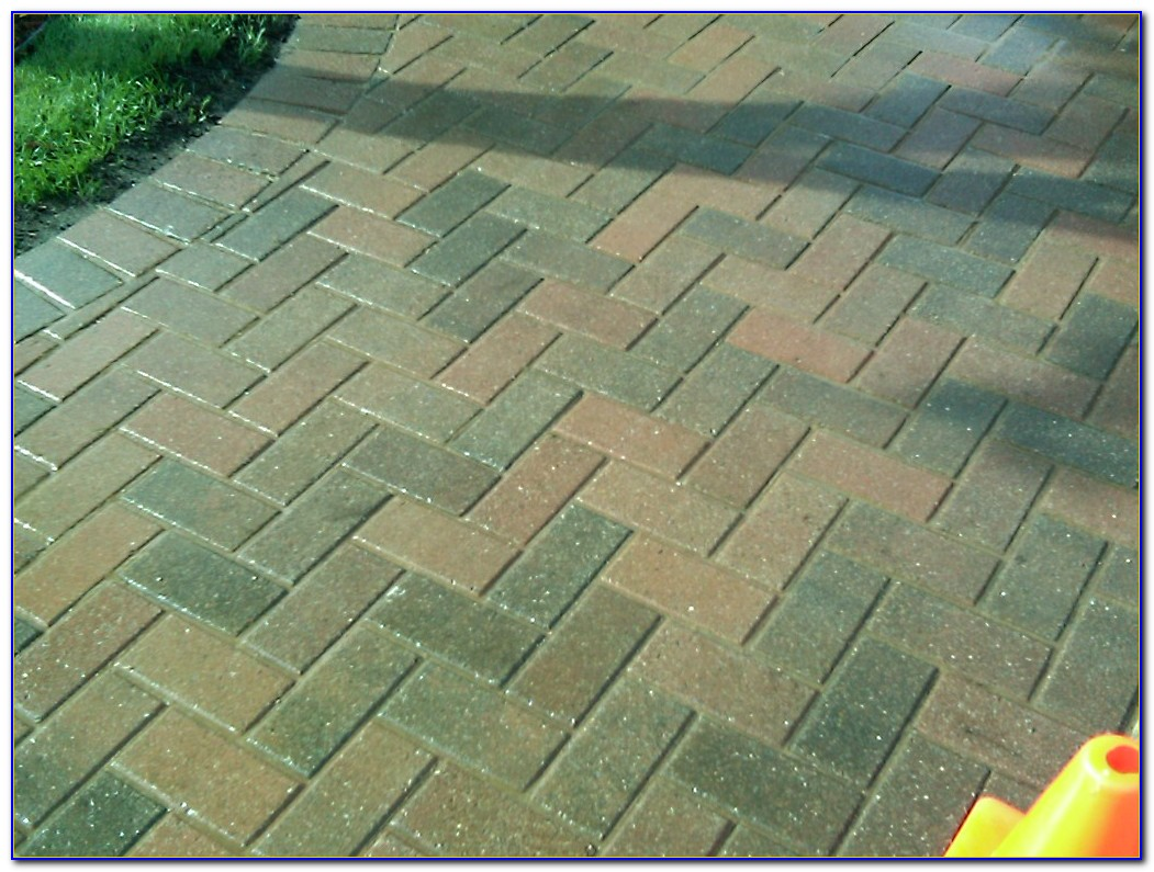 How To Clean Grease Off Patio Pavers