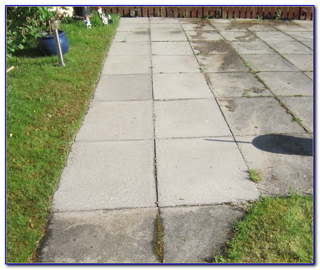 How To Clean New Patio Pavers